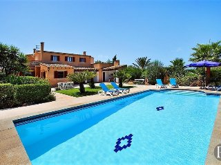 4 bedroom Villa in Cas Concos, Balearic Islands, Spain : ref 5433305
