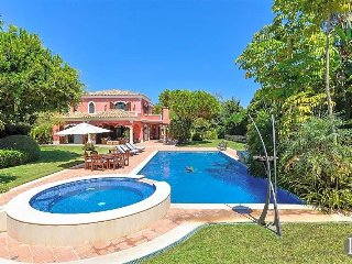 5 bedroom Villa in Quinta do Lago, Faro, Portugal : ref 5433298