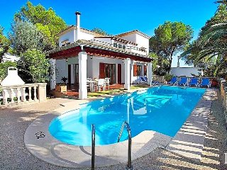 3 bedroom Villa in Portopetro, Balearic Islands, Spain : ref 5433308