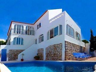 7 bedroom Villa in Carvoeiro, Faro, Portugal : ref 5433208