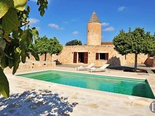 2 bedroom Villa in es Llombards, Balearic Islands, Spain : ref 5433547