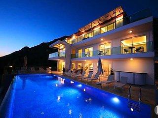 7 bedroom Villa in Kalkan, Antalya, Turkey : ref 5433191