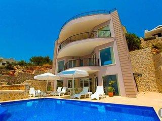 5 bedroom Villa in Kalkan, Antalya, Turkey : ref 5433190