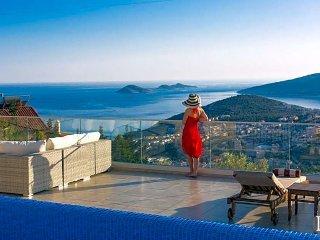 5 bedroom Villa in Kalkan, Antalya, Turkey : ref 5433209