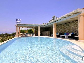 5 bedroom Villa in Porto Cheli, Peloponnese, Greece : ref 5433113