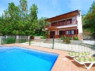 Casa de vacaciones para 8 personas, con piscina