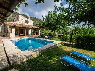 3 bedroom Villa in Mancor de la Vall, Balearic Islands, Spain : ref 5427253