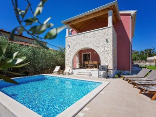 5 bedroom Villa in Porec, Istarska Zupanija, Croatia : ref 5426612