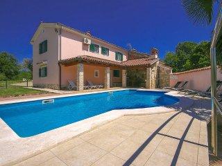 4 bedroom Villa in Pićan, Istarska Županija, Croatia : ref 5426587