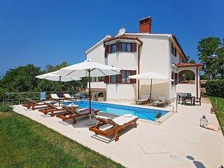 4 bedroom Villa in Porec, Istarska Zupanija, Croatia : ref 5426582