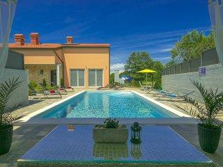4 bedroom Villa in Porec, Istarska Zupanija, Croatia : ref 5426480
