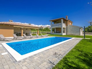 4 bedroom Villa in Porec, Istarska Zupanija, Croatia : ref 5426475
