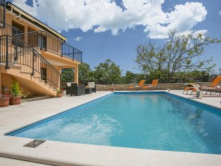 6 bedroom Villa in Svetvincenat, Istarska Zupanija, Croatia : ref 5426456
