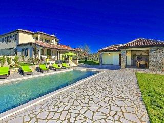 4 bedroom Villa in Buje, Istarska Županija, Croatia : ref 5426377