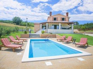 3 bedroom Villa in Karojba, Istarska Županija, Croatia : ref 5426375