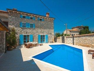 4 bedroom Villa in Vabriga, Istarska Županija, Croatia : ref 5426329