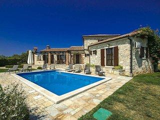 4 bedroom Villa in Ferenci, Istarska Županija, Croatia : ref 5426326