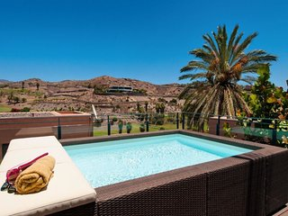 2 bedroom Villa in Maspalomas, Canary Islands, Spain : ref 5425972