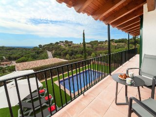 4 bedroom Villa in Lloret de Mar, Catalonia, Spain : ref 5424056