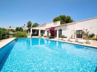 4 bedroom Villa in Benissa, Valencia, Spain : ref 5424044