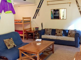 Mt. Baker Lodging – Condo #36 – CONVENIENT, INEXPENSIVE, KITCHENETTE, SLEEPS-6!