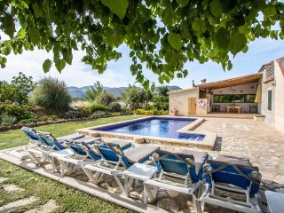 3 bedroom Chalet in Port de Pollenca, Balearic Islands, Spain : ref 5418176