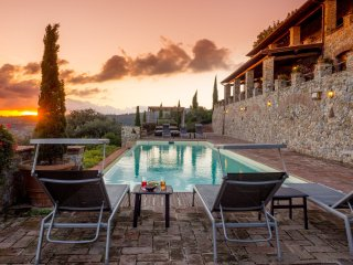 2 bedroom Villa in Pari, Tuscany, Italy : ref 5418004