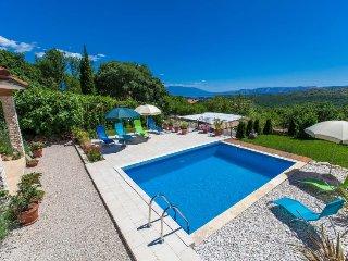 4 bedroom Villa in Crikvenica, Primorsko-Goranska Županija, Croatia : ref 541723