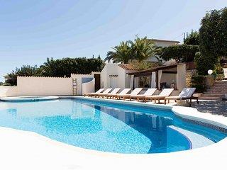 5 bedroom Villa in Denia, Valencia, Spain : ref 5410342
