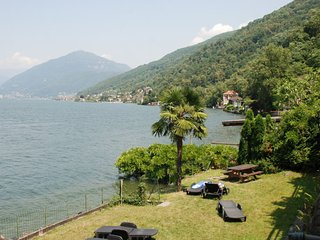 4 bedroom Apartment in Brusino Arsizio, Ticino, Switzerland : ref 5410253