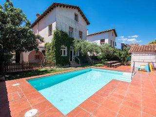 4 bedroom Villa in Santa Maria de Palautordera, Catalonia, Spain : ref 5405356