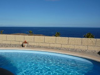 4 bedroom Villa in Arico, Canary Islands, Spain : ref 5401328