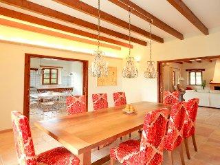 4 bedroom Villa in Pollenca, Balearic Islands, Spain : ref 5400616