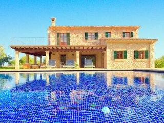 4 bedroom Villa in sa Pobla, Balearic Islands, Spain : ref 5400616