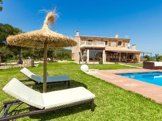 5 bedroom Villa in Ullaró, Balearic Islands, Spain : ref 5400614