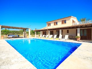 5 bedroom Villa in Pollenca, Balearic Islands, Spain : ref 5400603