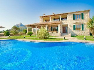 Catalunya Casas: Elegant Villa Lila up to 10 guests, just 3.5km to the beach!