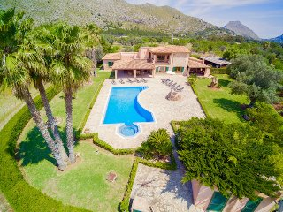 5 bedroom Villa in Cala San Vicente, Balearic Islands, Spain : ref 5400590