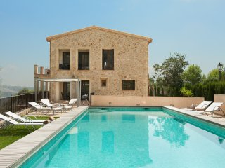 4 bedroom Villa in Galilea, Balearic Islands, Spain : ref 5400574