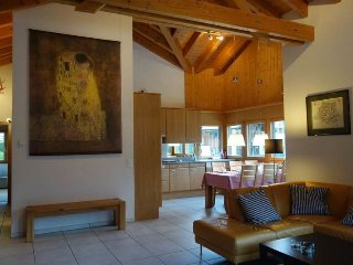 3 bedroom Apartment in Lax, Valais, Switzerland : ref 5397959