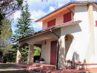 Corgna Holiday Home Sleeps 8 with Pool and WiFi - 5397131