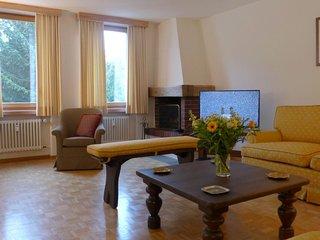 3 bedroom Apartment in Surlej, Canton Grisons, Switzerland : ref 5396985