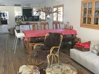 3 bedroom Apartment in Laax, Canton Grisons, Switzerland : ref 5394213