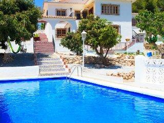 4 bedroom Villa in Nerja, Andalusia, Spain : ref 5392603