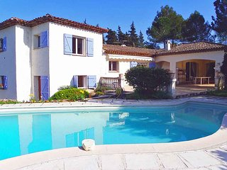 4 bedroom Villa in Auribeau-sur-Siagne, Provence-Alpes-Cote d'Azur, France : ref