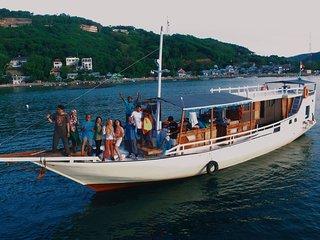 Sailing Trip Komodo / Labuan Bajo Live On Board 3D2N