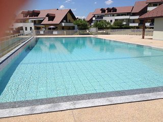 ANNECY LE VIEUX, STANDING TYPE 3, 5 MIN DU LAC, terrasse, piscine, 4PERS