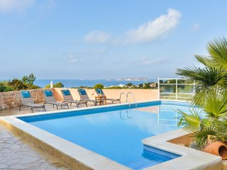 4 bedroom Villa in Cala Vadella, Balearic Islands, Spain : ref 5386487
