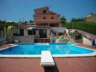 3 bedroom Villa in Montemarano, Campania, Italy : ref 5385641