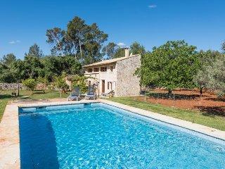 3 bedroom Villa in Selva, Balearic Islands, Spain : ref 5380540